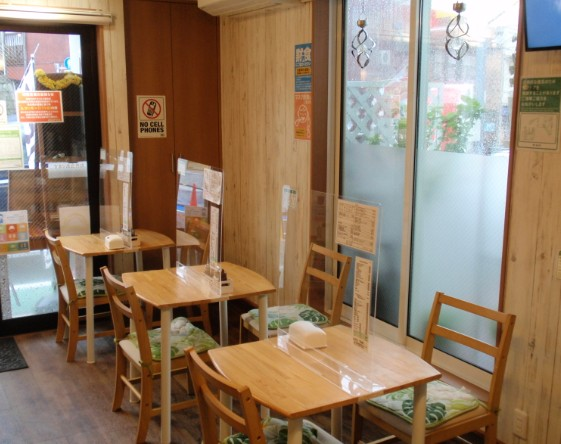 Cafe and dining LOCO TIMEのメイン画像2